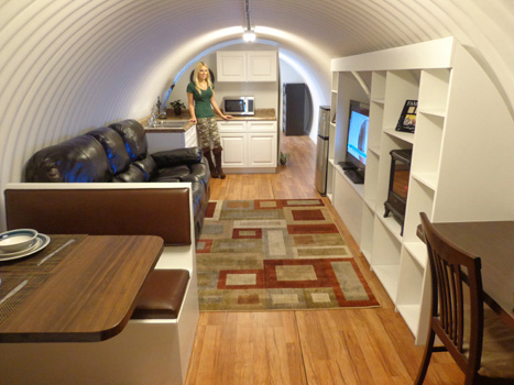 Atlas Survival Shelters Underground Shelters Bomb Shelters